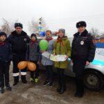 На Кубани сотрудники Госавтоинспекции совместно с родительским патрулем …