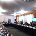Руководители российской Госавтоинспекции в рамках круглого стола поделились опытом работы с коллегами из других стран