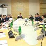 Александр Горовой провел межведомственное совещание по вопросам обеспечения безопасности дорожного движения