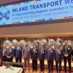 Руководитель российской Госавтоинспекции принимает участие в международных дискуссиях по повышению безопасности дорожного движения