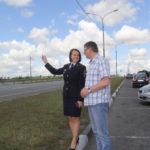 Руководители российской Госавтоинспекции и «Автодора» совершили объезд федеральной автодороги М4 «Дон»